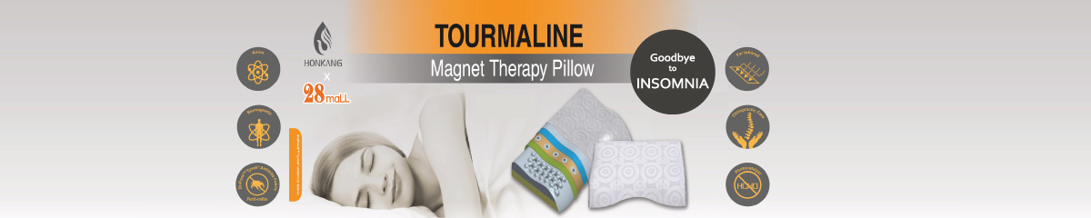 Hon Kang Magnetic Pillow