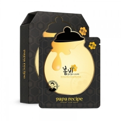 Papa Recipe Bombee Black Honey Mask Pack 10's