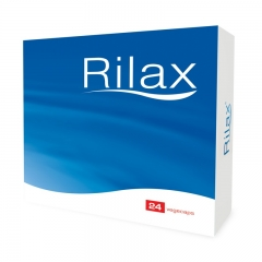 Rilax natural sleep supplement - 24 vegecaps