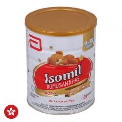 Isomil Lactose Free Milk Powder 0-12 Mths - 850g H
