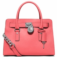 Micheal Kors Hamilton Satchel - Fully Redeemed