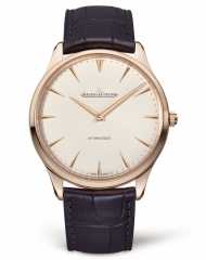 Jaeger-LeCoultre Master Ultra Thin 41-Pink Gold