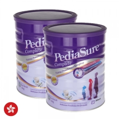 PediaSure Baby Milk Powder 1.6kg Vanilla x 2 tins - Hong Kong