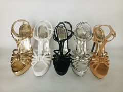Model High Heel shoes 6 inches – platform shoes for women Nude 7