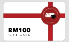 Amber Chia Gift Cards RM100