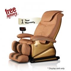 GINTELL G-Pro Gold Massage Chair - Showroom Unit