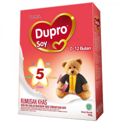 Dumex Dupro Soy Formulated Milk Powder (400g)