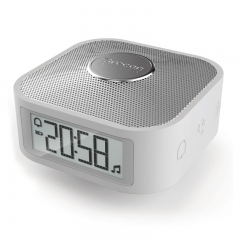 OREGON SCIENTIFIC Sleep Companion Smart Clock - Silver