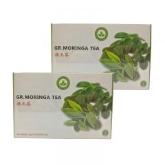 Malaysia GR Moringa Tea 10 Sachets x 2