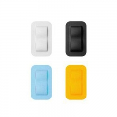 Air Button - Customizable Shoutcut Button for NFC Android Phone White