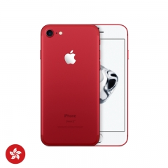 Red iPhone 7 128GB - Hong Kong