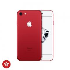 Red iPhone 7 128GB - Hong Kong