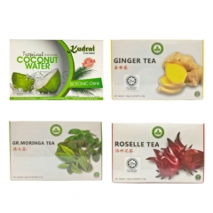 Malaysia Health tea gift set