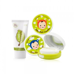 DAYCELL Korea Lime & Brown Baby Sun D.I.Y SPF 25 PA ++