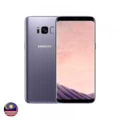 Samsung Galaxy S8 64GB Orchid Grey - Malaysia