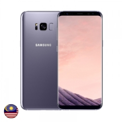 Samsung S8 Plus 64GB Orchid Grey - Malaysia