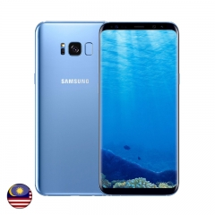 Samsung S8 Plus 64GB Coral Blue - Malaysia