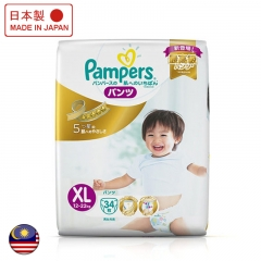 Pampers Premium Pants XL 34's Msia