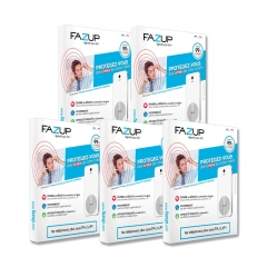 FAZUP Anti-Radiation Patch for Mobile Phones France - Set of 5