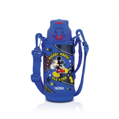Thermos Disney Mickey Sport Bottle with Pouch 0.5L
