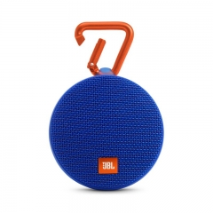JBL Clip 2 Waterproof Ultra-portable Clip-on Bluetooth Speaker with Speakphone - Blue