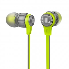 JBL Harman  Stereo Wired in Ear Earphone Microphone T180A - Green