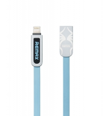 Remax Amor RC-067 2 in 1 Premium Data Cable for Apple and Android Yellow