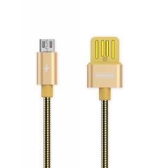 Remax Silver Serpent  Micro RC-08m Data Cable for Android Silver