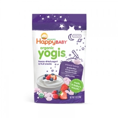 Happy Baby - Organic Yogis Mixed Berry