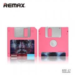 Remax Floppy Disk PowerBank RPP-17 5000mAh