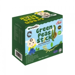 Natufoodies Green Peas Stick 3 Boxes *Weekly Deals*