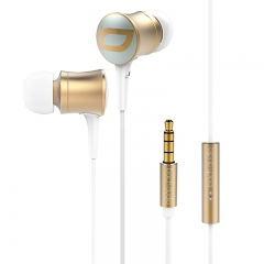 Bach Audio Power Up Ear Earphone EM06 11.11 Gold
