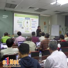 1 Day Internet Start-up Incubator Workshop Malaysia