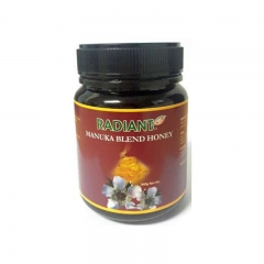 Radiant Raw Manuka Blend Natural 340G