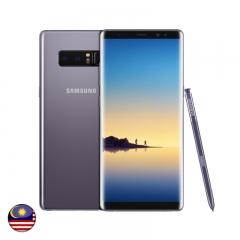 Samsung Galaxy Note 8 128GB - Malaysia  Orchid Grey 128GB