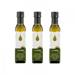 Clearspring Organic Extra Virgin Olive Oil Cold-Press 250ml x 3