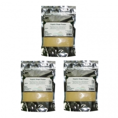 Radiant Organic Ginger Powder 200g x 3
