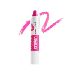 THE YEON GLOSSY FIT CRAYON LIPSTICK 03 JUICY CHERRY