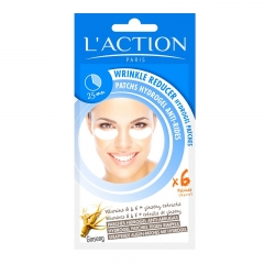 L'ACTION WRINKLE REDUCER HYDROGEL PATCHES Buy 1 Free 1