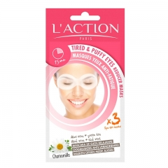 L'ACTION Tired & Puffy Eyes Reducer Mask