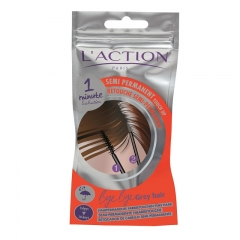 L'ACTION Bye Bye Grey Hair #Dark Brown