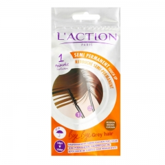L'ACTION Bye Bye Grey Hair #Light Brown