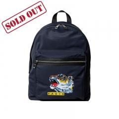 KENZO 'Tiger Face' backpack - Dark Blue