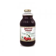 Lakewood Organic Pure Tart Cherry 32oz 1 bottle 32OZ
