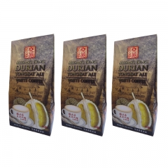 Musang King Durian Tongkat Ali White Coffee 30g x 10's x 3 packs