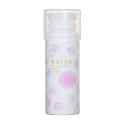 Kanebo Evita Rose Foam Beauty Whip Soap 150g