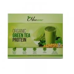Nuewee Organic Green Tea Protein Powder (10 Sachets)