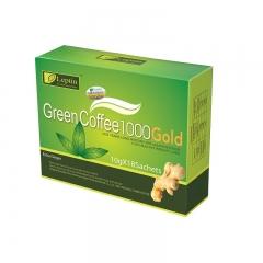 Leptin Green Coffee 1000 Gold