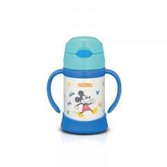 Thermos Disney Sippy Cup with Handle 0.25L Blue 0.25L