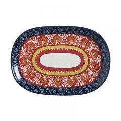 Maxwell & Wlliams Boho Oblong Platter 40x28cm Gift Boxed